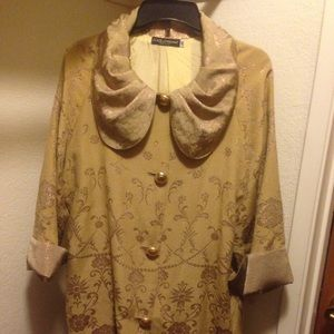 Dolce & Gabanna authentic vintage trench coat.